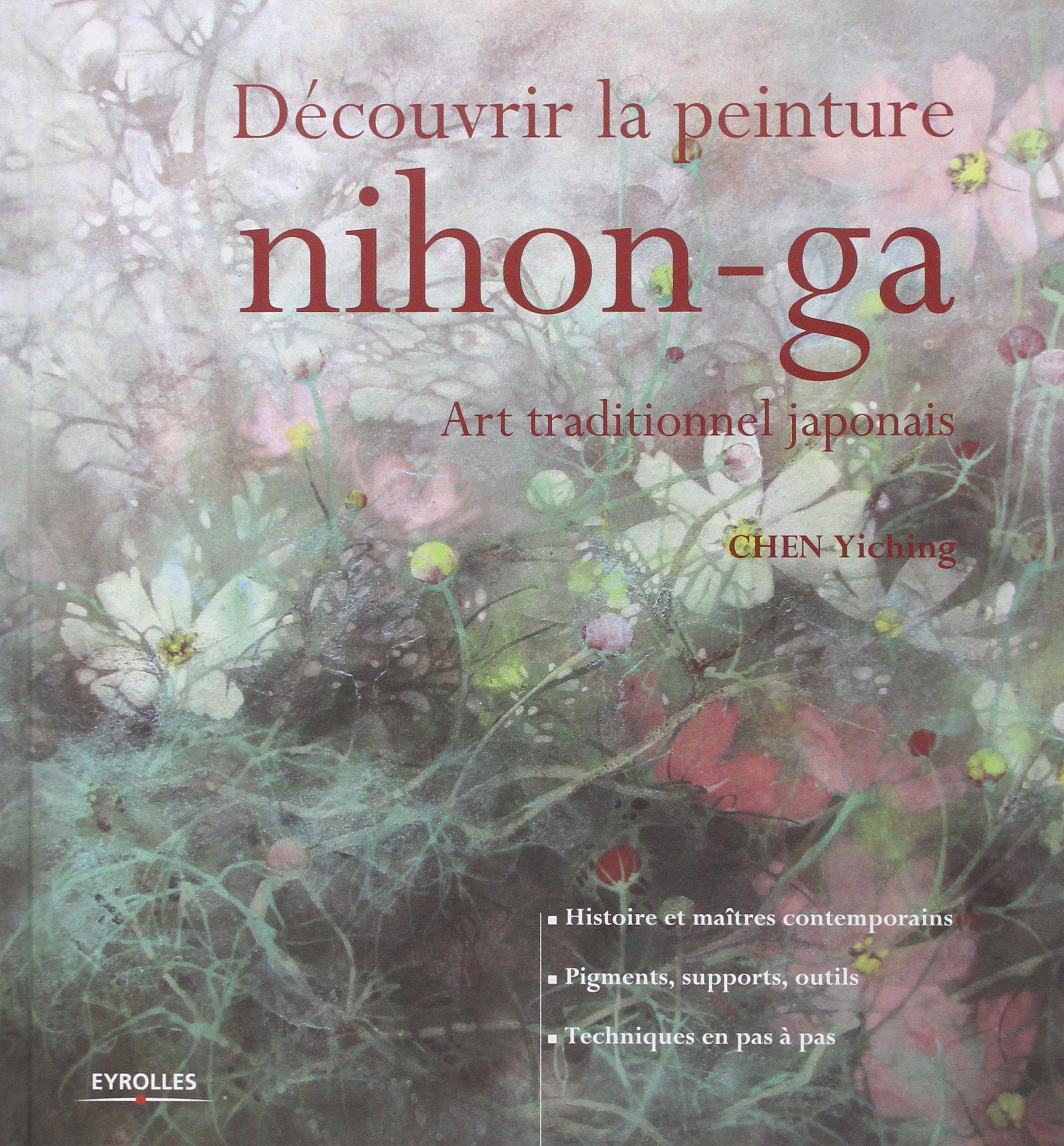 Amazonfr Découvrir La Peinture Nihon Ga Art Traditionnel