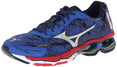 Mizuno Men's Wave Creation 16 Running Shoe,Turkish Sea Silver,7 ...