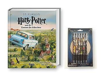 J K Rowling Harry Potter Und Die Kammer Des Schreckens Vierfarbig
