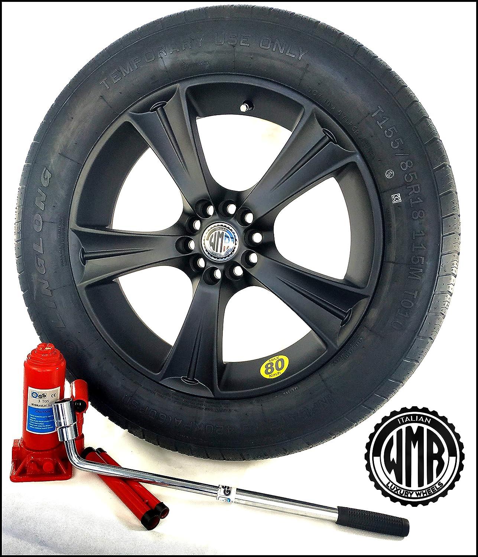 Rueda de repuesto de aleaci/ón y goma para llave de Alfa Romeo Stelvio SP15185114155