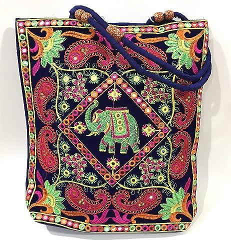 19bcb4c200 Amazon.com  Hippie Boho Handbag