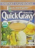 Road's End Organics Gluten Free Shiitake Mushroom Gravy Mix, Organic, 1-Ounce Pouches (Pack of 12)