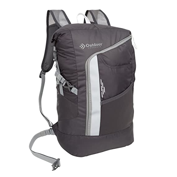 Amazon.com : Outdoor Products Cycler Roll-Top Pack, Asphalt, One Size : Sports & Outdoors