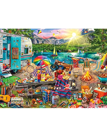 Amazon ca: Jigsaw Puzzles: Toys & Games