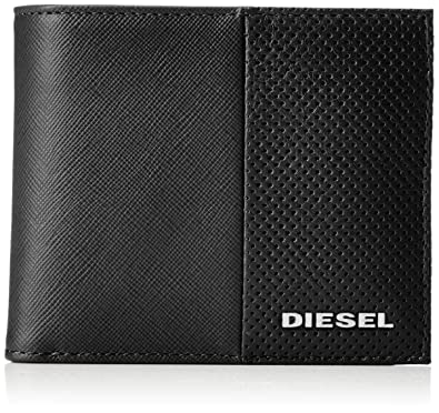 bf5fde0dc147 Amazon | (ディーゼル) DIESEL メンズ 財布 二つ折り X06123P2301 UNI ...
