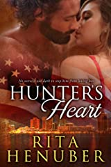 Hunter's Heart (Under Fire Book 4) Kindle Edition