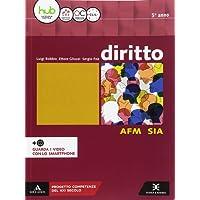 Diritto. Ediz. AMF-SIA. Per il 5* anno degli Ist. tecnici e professionali. Con e-book. Con espansione online