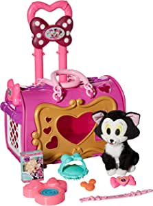 Minnie's Happy Helpers Pet Carrier - Figaro