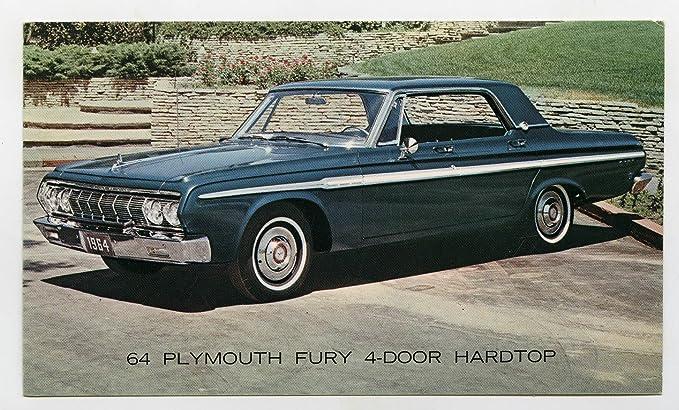 1964 plymouth fury 4 door