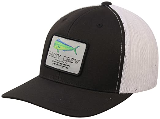 caea1a158919fe coupon grid img salty crew hat rigged b14e3 a592b; purchase salty crew mahi  mount retro trucker hat black white a70e3 3be04