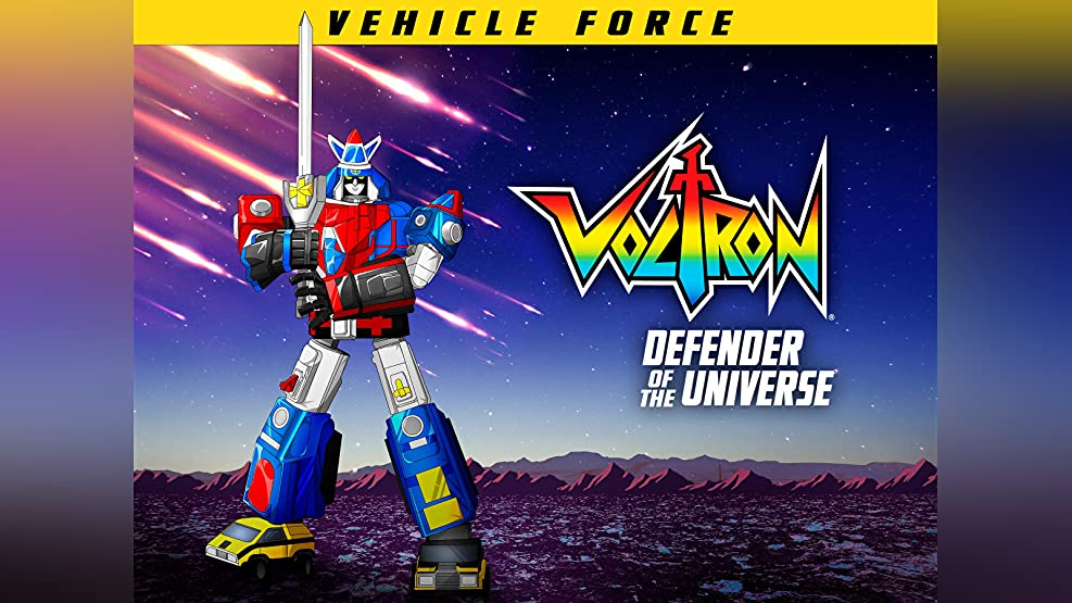 Voltron: Defender of the Universe - Vehicle Force, Season 1