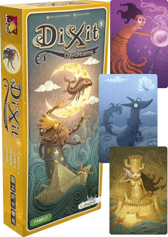 Libellud - Juego de Cartas, de 3 a 6 Jugadores (ASMDIX07EN ...
