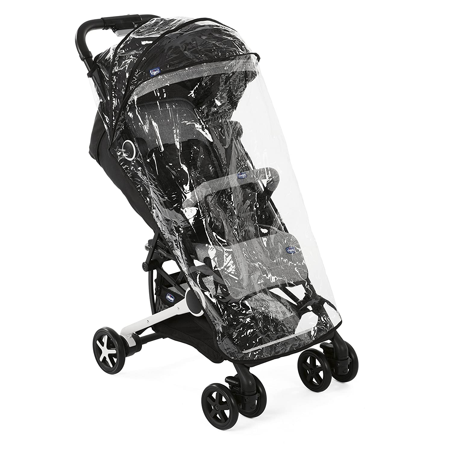 Chicco Miinimo/² Poussette Silver