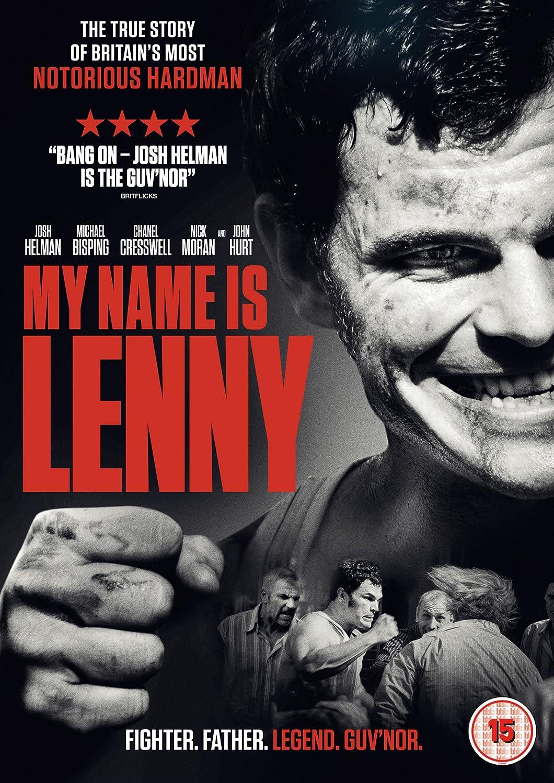My Name Is Lenny [DVD] [] Amazon.co.uk Josh Helman Michael
