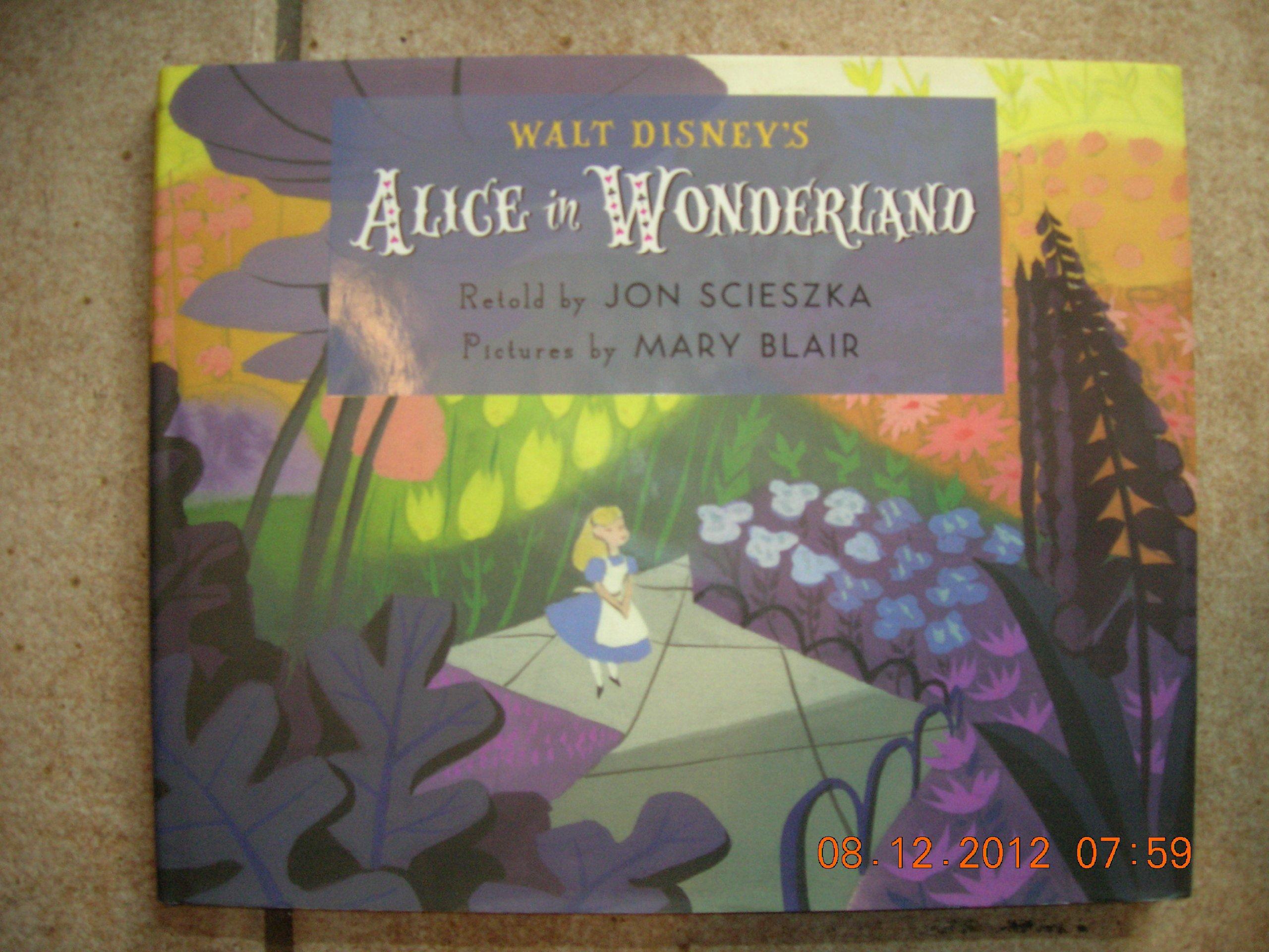 Walt Disney's Alice in Wonderland PDF