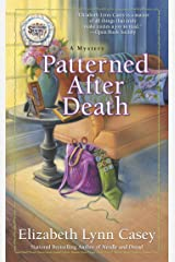 Patterned After Death (Southern Sewing Circle Mystery Book 12) Kindle Edition