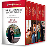 Harlequin Presents The Billionaires Secret Babies: Pregnancy Of Passion\Secrets of the Oasis\The Desert King's Pregnant Bride\One-Night Baby (Expecting!)