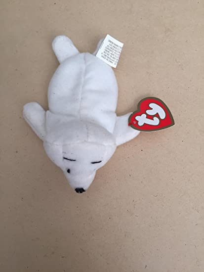 def54f04569 Amazon.com  1996 McDonalds TY Seamore The Seal Teenie Beanie Baby   7  Toys    Games