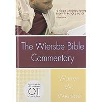 Wiersbe Bible Commentary Ot