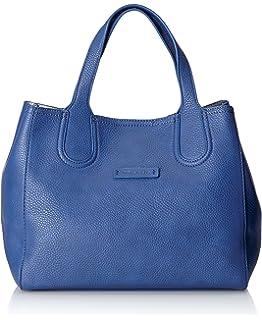 Angelina Handbag 1425161 Damen Henkeltaschen 34x24x10 cm (B x H x T), Silber (Silver 941) Tamaris
