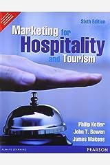 Marketing for Hospitality & Tourism, 6e Paperback