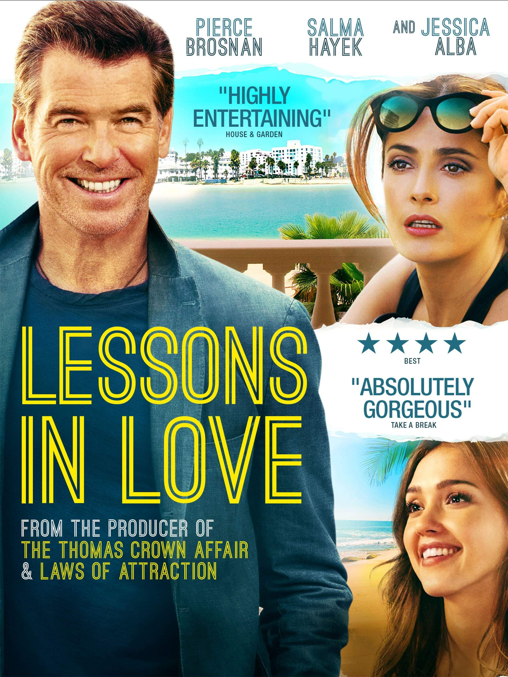 Lessons in Love on Amazon Prime Video UK