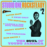 STUDIO ONE Rocksteady 2: The Soul Of Young Jamaica - Rocksteady, Soul And Early Reggae At Studio One