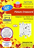Picture Crossword - Start Off workbook with 50+ questions : Prepare for MaRRS Spelling Bee - Category(s) 1 & 2 ... Class 1 & Class 2 .... also available at amazon Picture Crossword Mega Workbook with 135+ questions.... for queries whatsapp 9820354672