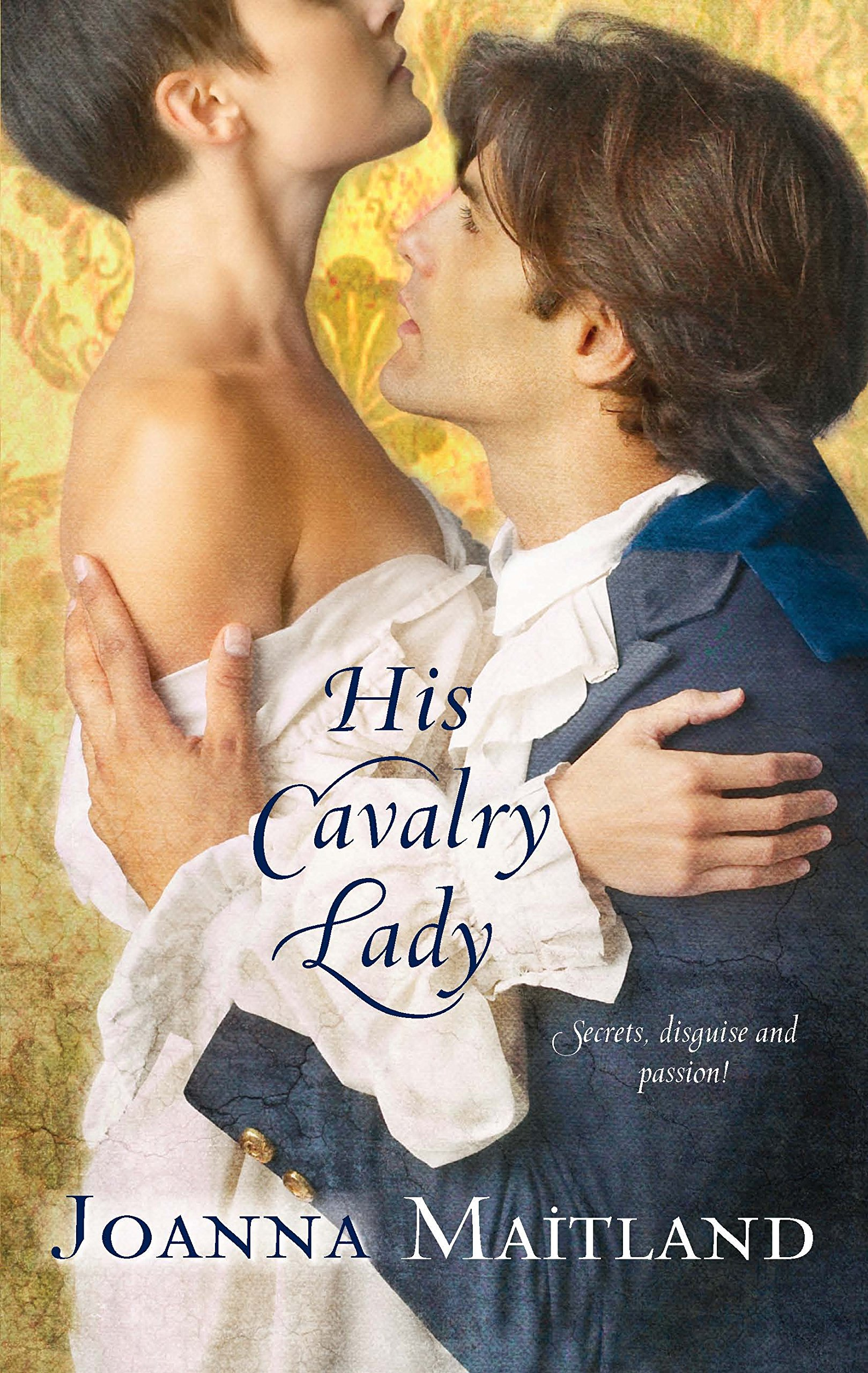 Read Online His Cavalry Lady PDF