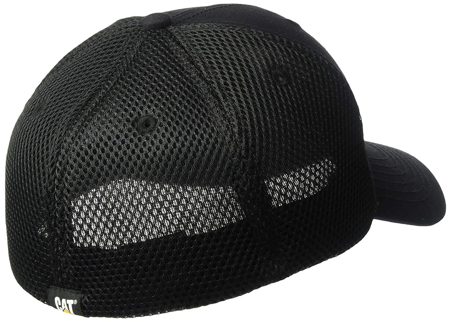Caterpillar Mens Acitve Mesh Stretch Cap