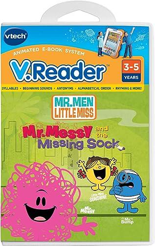 V.Reader Animated E-Book Cartridge – Mr. Men Little Miss