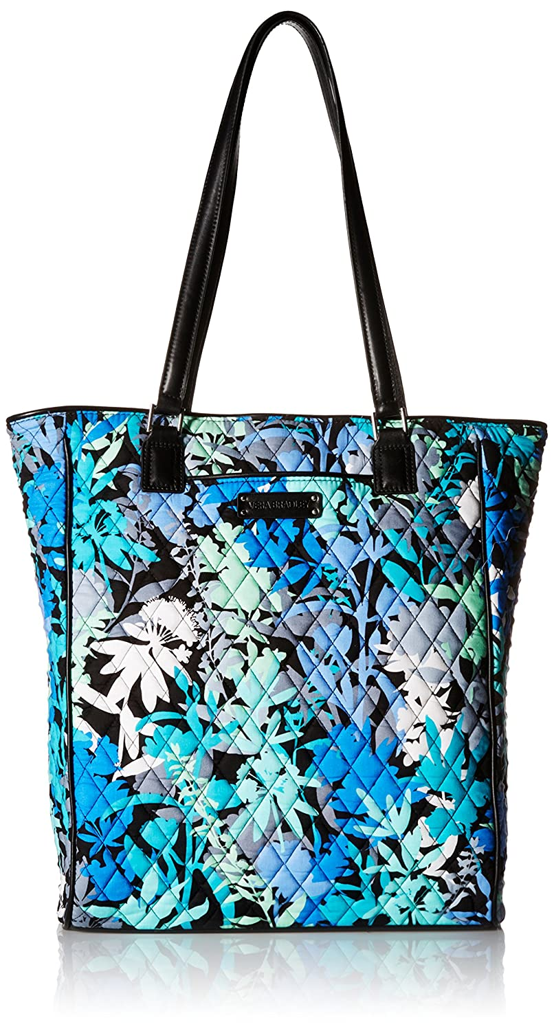 be1408e5fe Vera Bradley North South Signature Tote Sling Bag