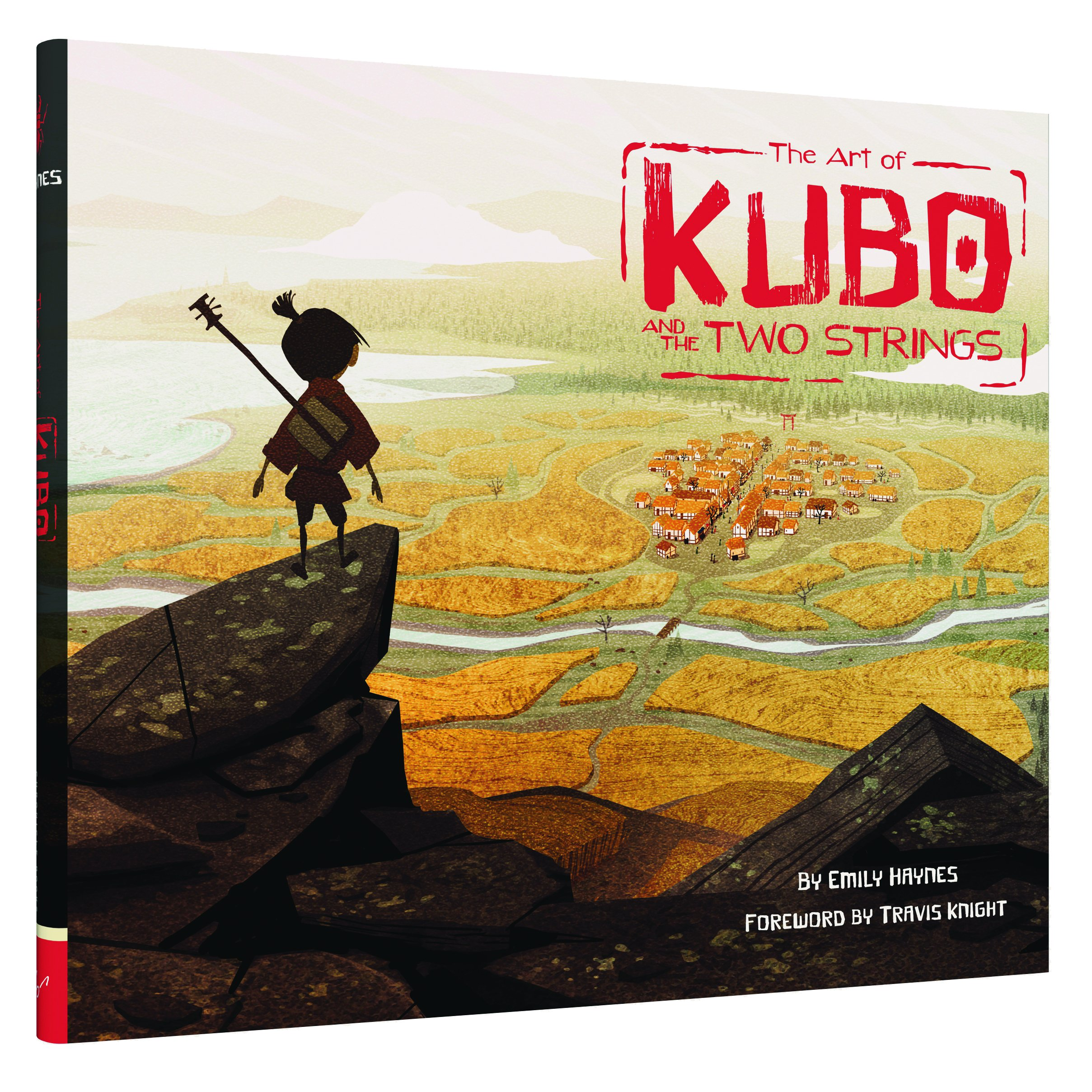 The Art of Kubo and the Two Strings: Emily Haynes, Travis Knight ...