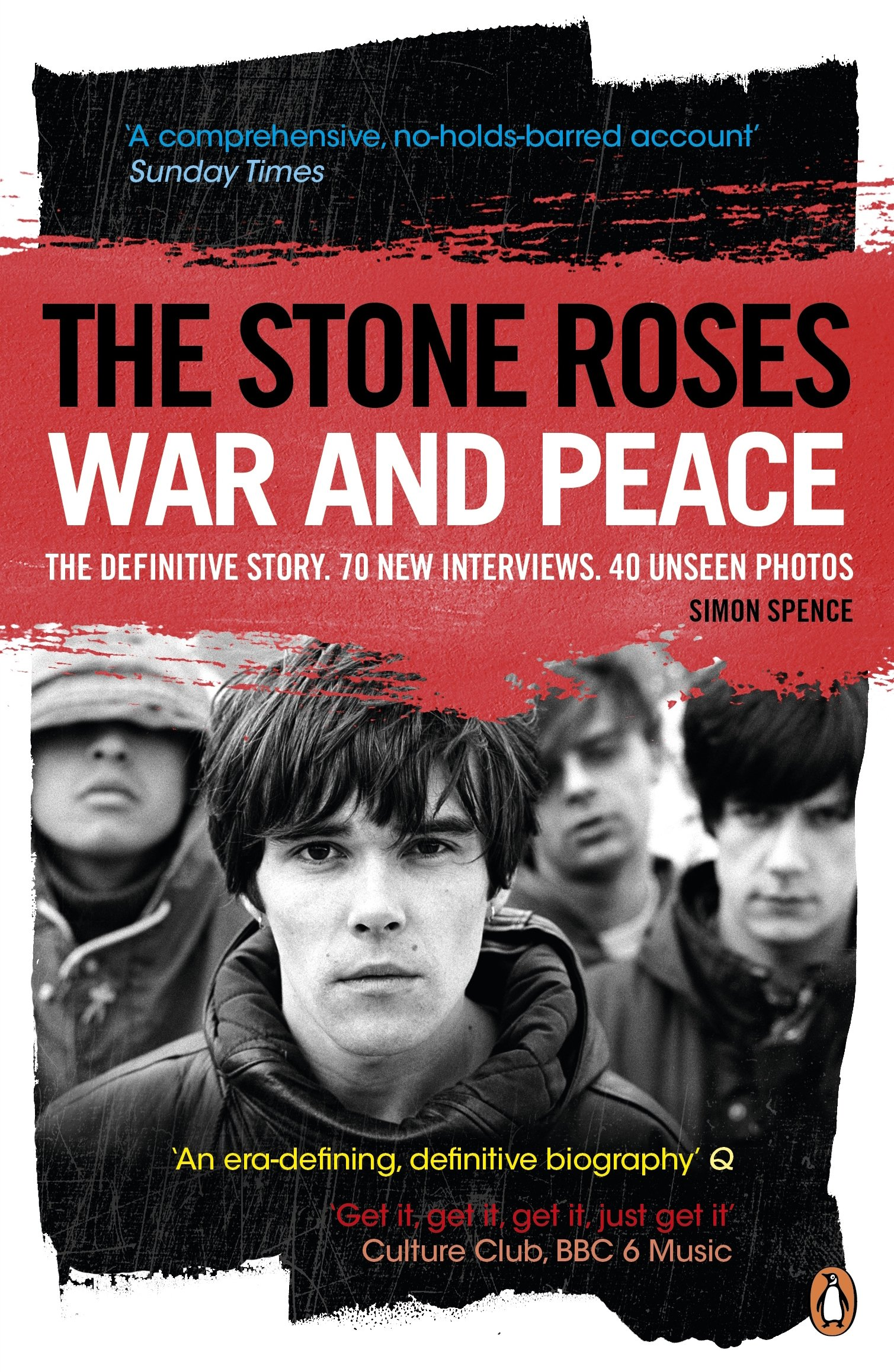 The Stone Roses: War and Peace: Amazon.co.uk: Simon Spence ...