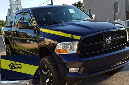 Custom Dodge Ram 1500 >> Amazon Com Increation Company Dodge Ram 1500 2500 Hood