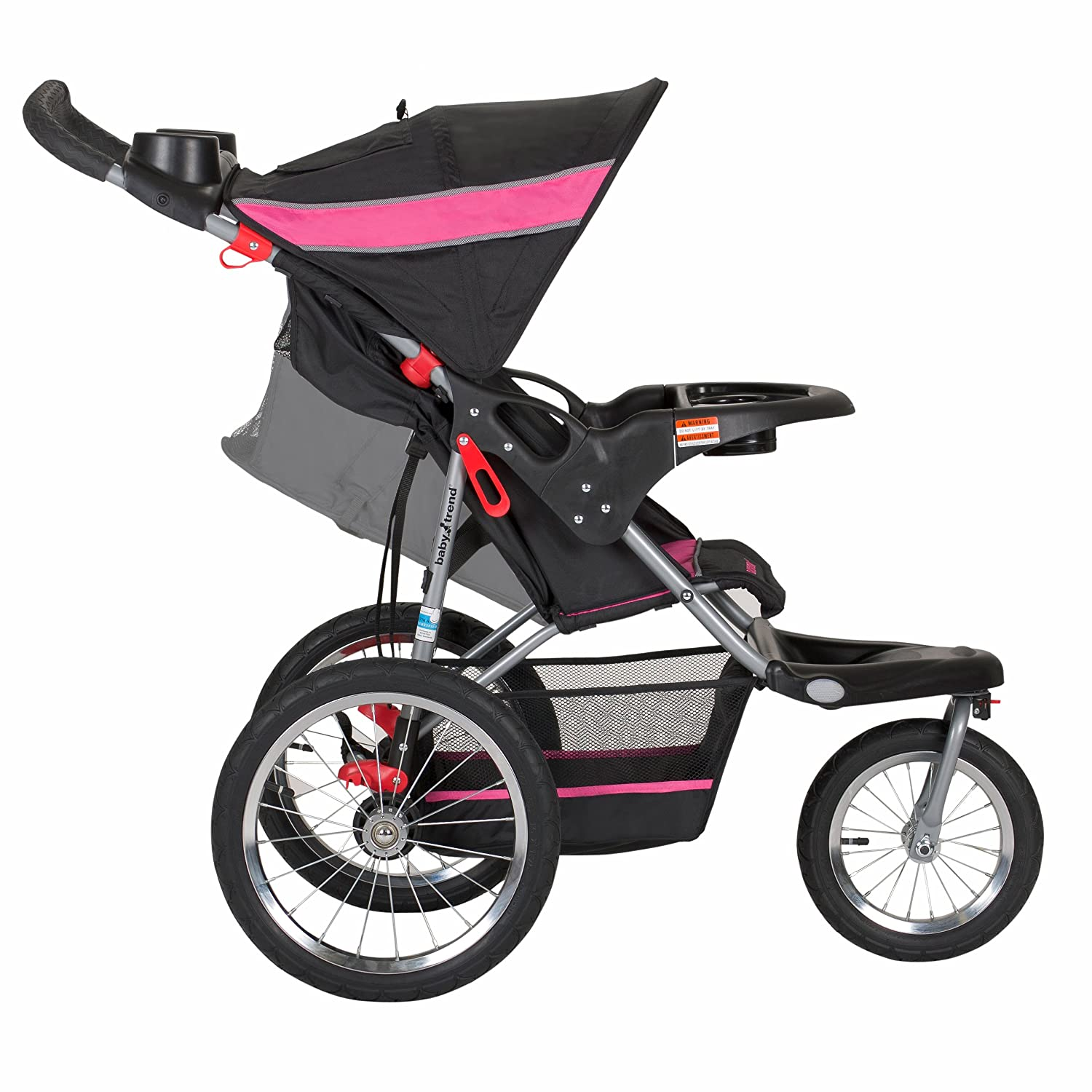 Amazon Baby Trend Expedition Jogger Travel System Bubble Gum Baby