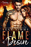 Flame of Desire: A Firefighter Steamy Romance (A Burning Love Series Book 2)