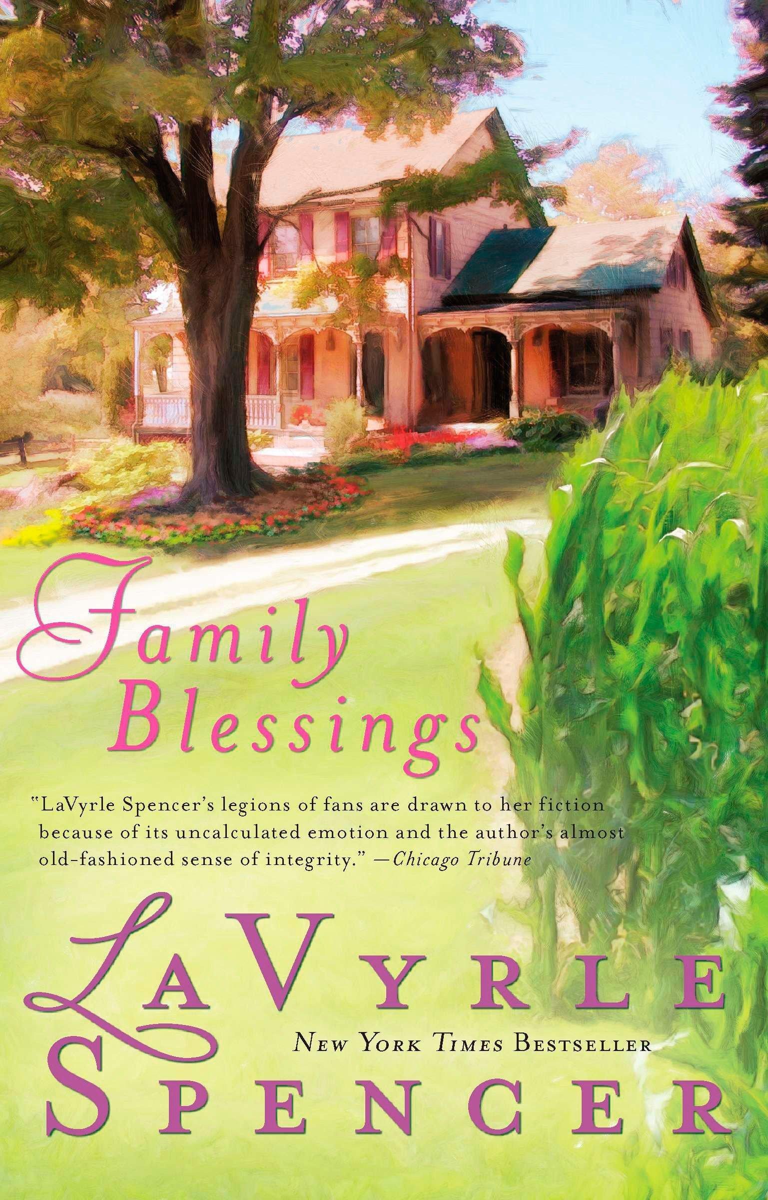 Family Blessings ebook