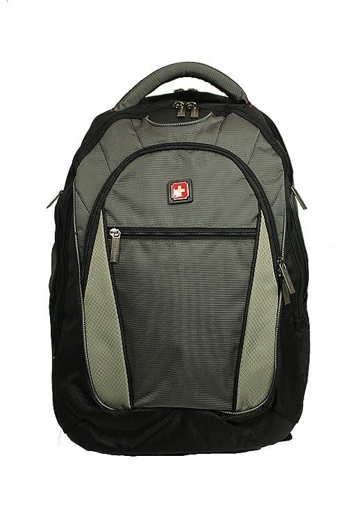 taglia 40 ae447 b5431 Zaino per portatile, zaino, Swiss Brand portatile: Amazon.it ...