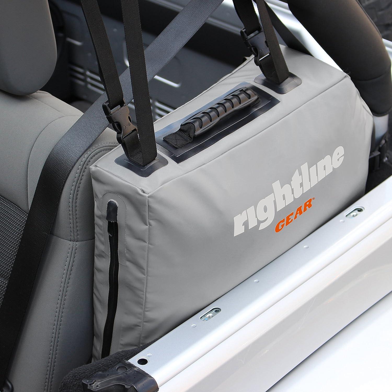 4-Door Rightline Gear 100J75 Side Storage Bags for Jeep Wrangler JK
