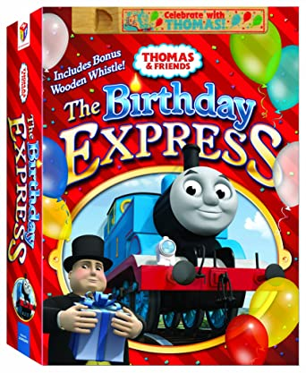 Thomas Friends The Birthday Express