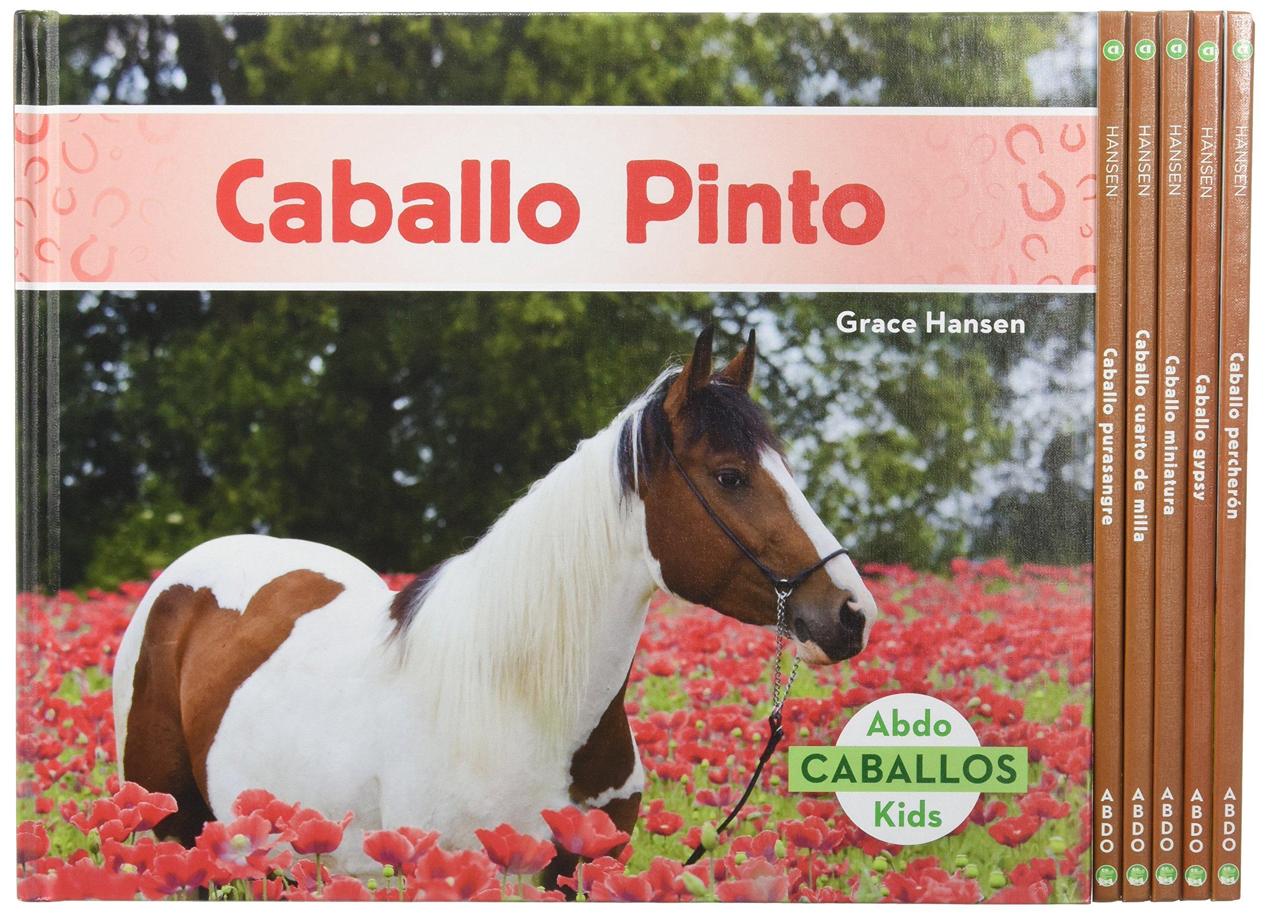 Caballos (Horses) (Spanish Version) (Set) (Spanish Edition ...