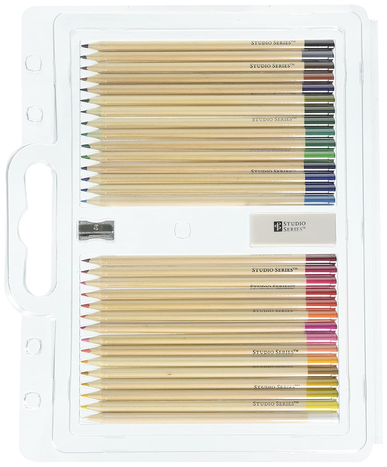Color Pencil Value Pack - Canvas Wrap Included Peter Pauper Press Inc. 9780000000000