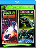 Godzilla Vs. Destoroyah / Godzilla Vs. Megaguirus: The G Annihilation Strategy - Set [Blu-ray]