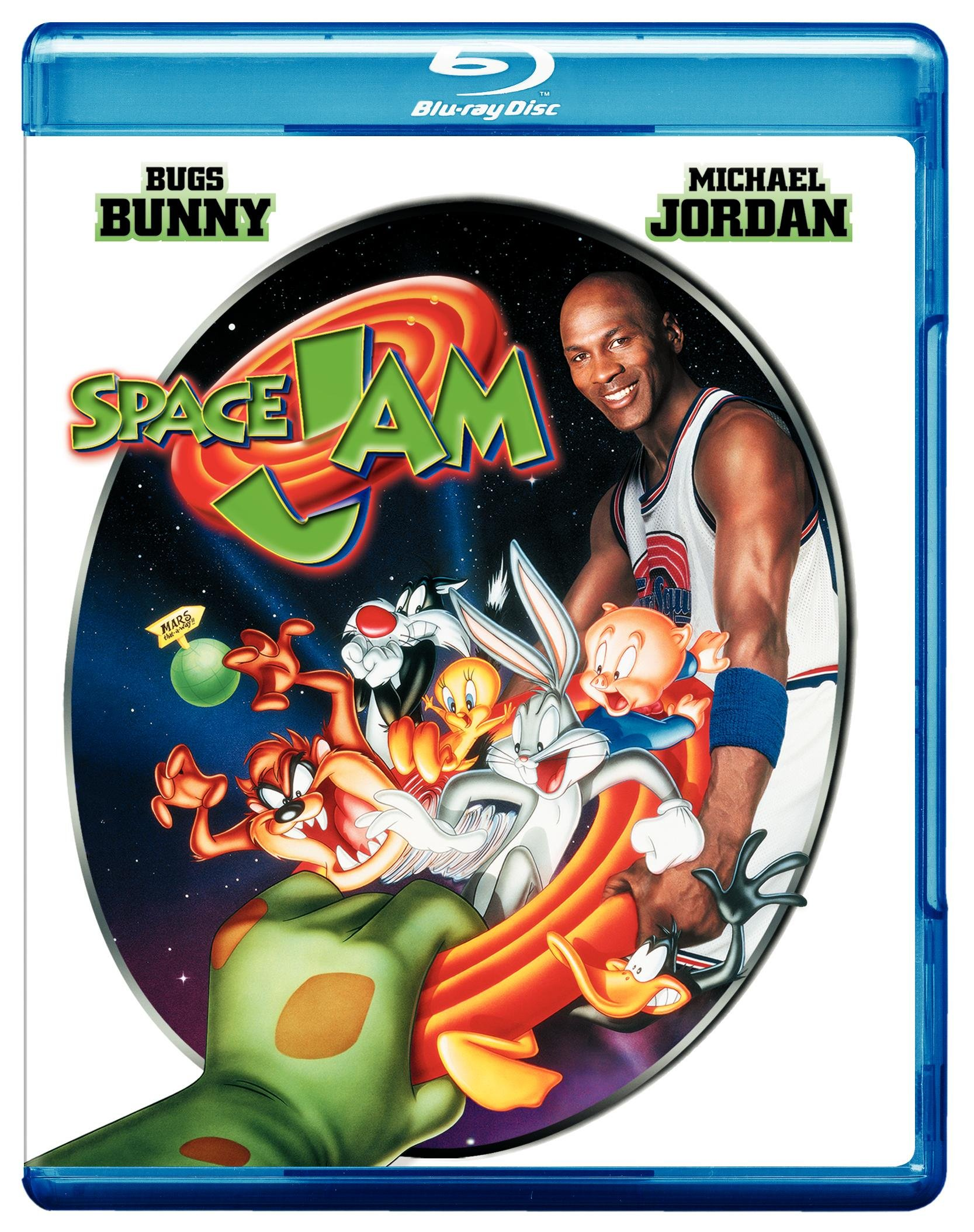 Blu-ray : Space Jam (Remastered)
