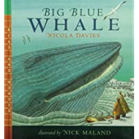 Big Blue Whale (Read and Wonder)
