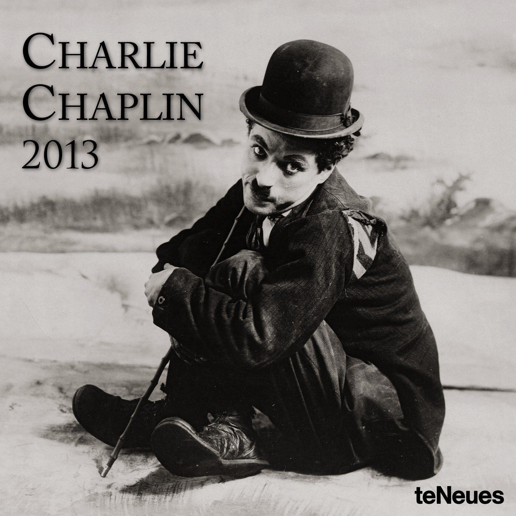 Charlie Chaplin 2013 Broschürenkalender