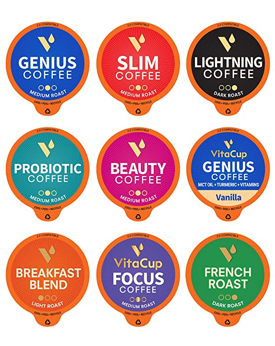 Top 9 Keurig Vita Cup Coffee Pods