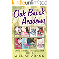 Oak Brook Academy: A Young Adult Sweet Romance Series Bundle (Books 1-8)
