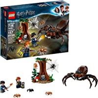 LEGO Harry Potter and The Chamber of Secrets Aragog's Lair Building Kit